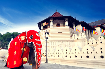 Temple of the Sacred Tooth Relic of Lord Buddha